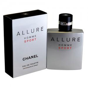 Allure Homme Sport Chanel (Шанель Аллюр Хом Спорт)