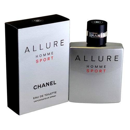 Allure Homme Sport Chanel (Шанель Аллюр Хом Спорт)