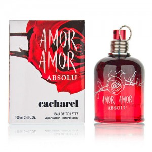 Amor Amor Absolu Cacharel (Амур Амур Абсолю Кашарель)