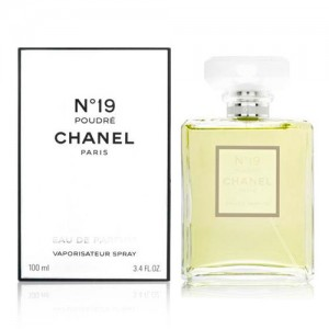 Chanel N 19 Poudre (Шанель 19 Пудра)