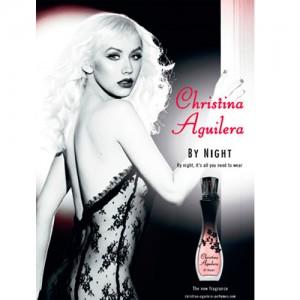 By Night Christina Aguilera