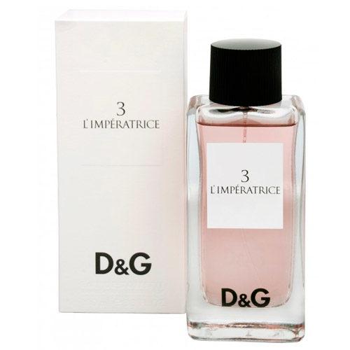 D & G 3 L Imperatrice (Дольче энд Габбана 3 Императрица)