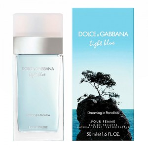 D & G Light Blue Dreaming in Portofino (Дольче энд Габбана Лайт Блю Дриминг ин Портофино)