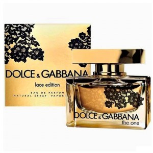 D & G The One Lace Edition (Дольче энд Габбана Зе Уан Лэйс Эдишен)