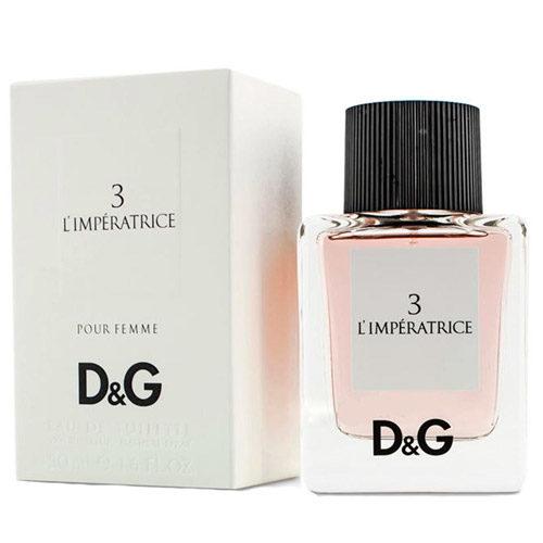 D&G 3 Limperatrice (Дольче и Габбана 3 Эль Императрис)