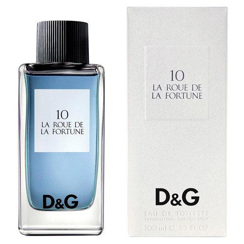 Dolce Gabbana 10 La Roue De La Fortune (Дольче и Габбана 10 ля роу дэ ля фортун)