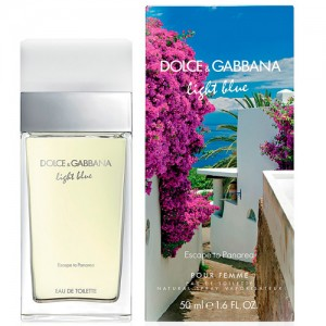D&G Light Blue Escape To Panarea (Дольче и Габбана Лайт Блу Эскейп Ту Панарея)