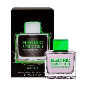 Antonio Banderas Electric Seduction In Black for men