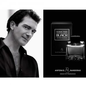 Антонио Бандерос Седакшен Ин Блек