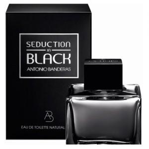 Antonio Banderas Seduction in Black for Men