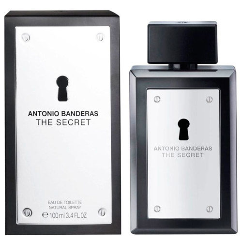 Antonio Banderas The Secret (Антонио Бандерас зэ Сикрет )