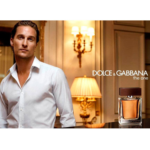 D & G The One for Men