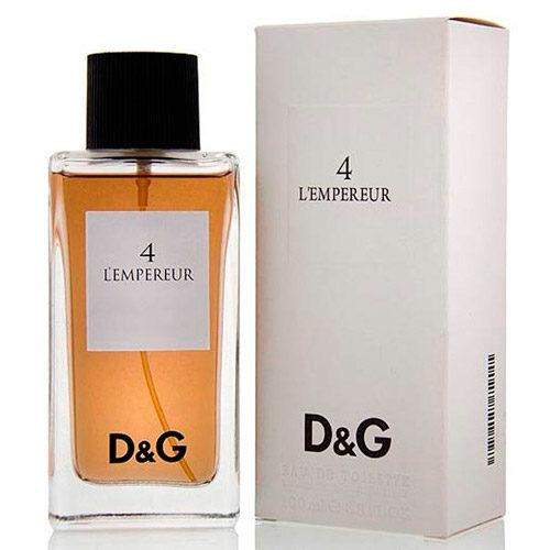 D&G 4 L'empereur