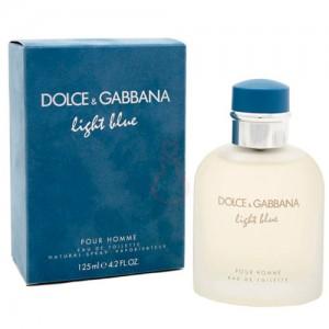D&G Light Blue Pour Homme (Дольче энд Габбана Лайт Блю Пьюр Хомм)