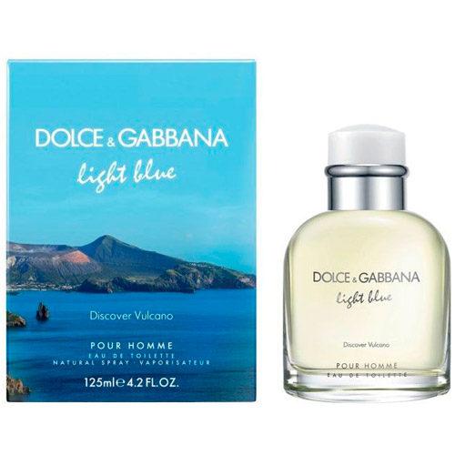 Dolce Gabbana Light Blue Discover Vulcano (Дольче энд Габбана Лайт Блю Дискавер Вулкано)