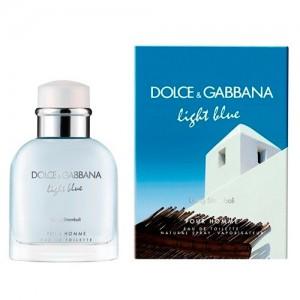 Dolce Gabbana Light Blue Living Stromboli (Дольче энд Габбана Лайт Блу Ливинг Стромболи)