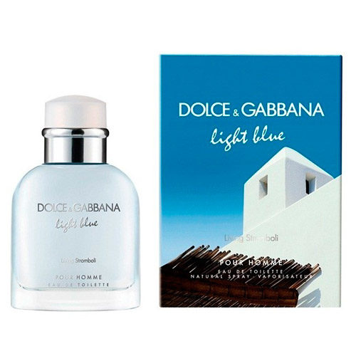 Dolce Gabbana Light Blue Living Stromboli (Дольче энд Габбана Лайт Блу Ливинг Стромболи)