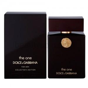 D&G The One for Men Collector's Edition (Дольче энд Габбана Один для мужчин Коллекторс Эдишн)