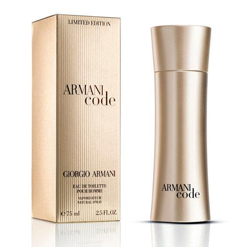 Giorgio Armani Code Golden Edition