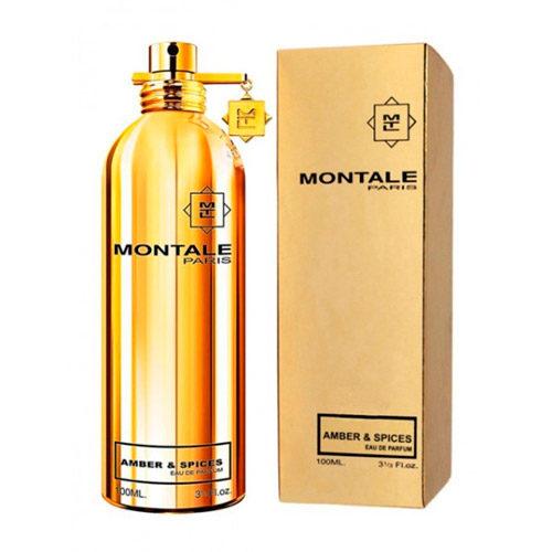 Montale Amber & Spices (Монтале Амбре Спейс)
