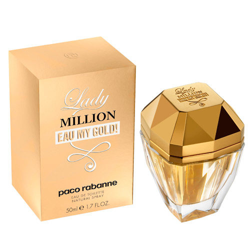 Paco Rabanne Lady Million Eau My Gold (Пако Раббан Леди Миллион Еау Май Голд)