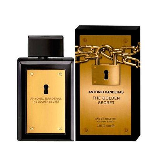 The Golden Secret Antonio Banderas (Антонио Бандерас зэ Голден Сикрет фо мэн)