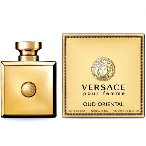 Versace Pour Femme Oud Oriental (Версаче Пур Феме уд Ориентал)