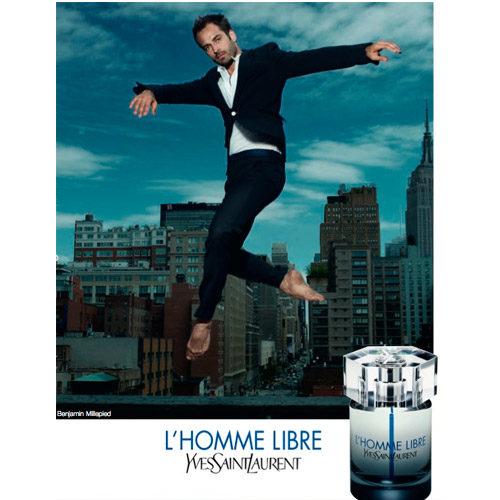 YSL L Homme Libre (Ив Сен Лоран Эль Омм Либре)