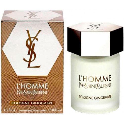 Yves Saint Laurent lHomme Cologne Gingembre (Ив Сен-Лоран Эл Хоме Колон Джингембр)
