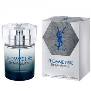 Yves Saint Laurent Lhomme Libre (Ив Сев Лоран Эль Хомм Либре)
