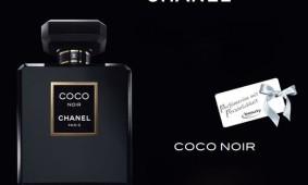 Чувственность аромата Chanel Coco Noir вдохновлена большой любовью