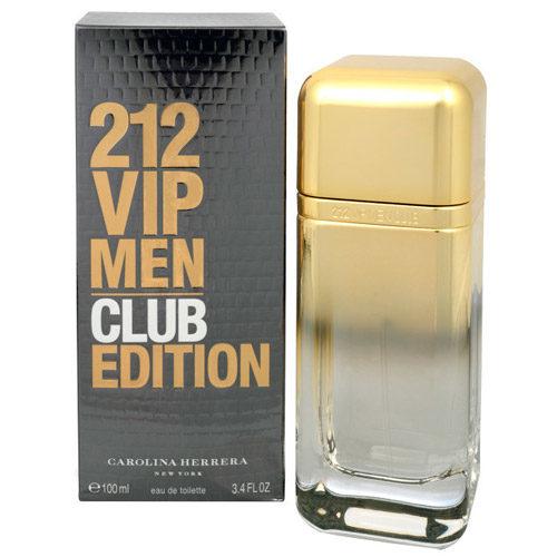 Carolina Herrera 212 VIP Men Club Edition (Каролина Эррера 212 Вип Мен Клаб Эдишн)